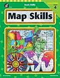 Basic Skills Map Skills, Grade 4
