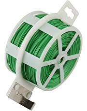 Shintop 328 Feet Garden Plant Twist Tie with Cutter for Gardening, Home, Office
