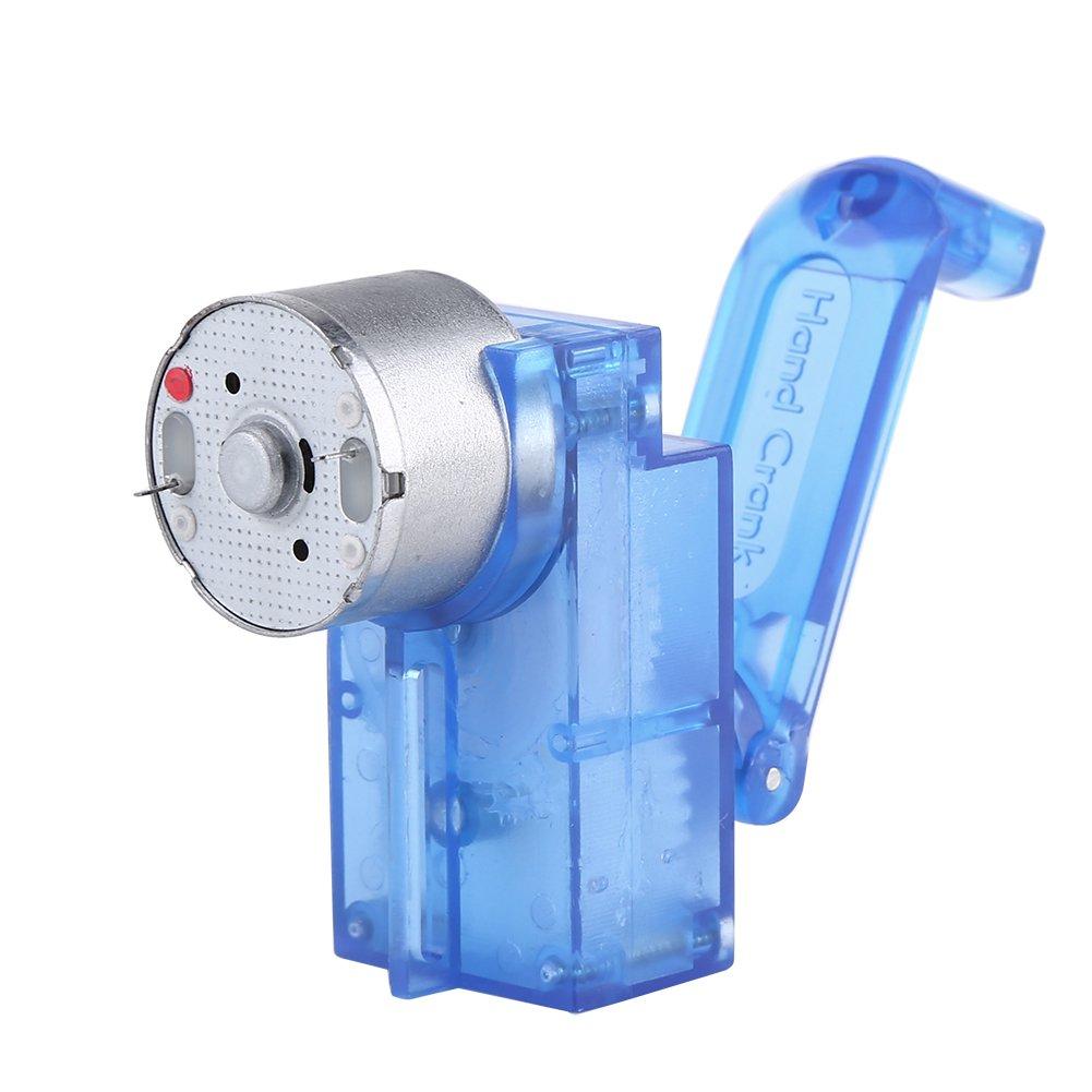 Hand Crank Driven Strom Generator Mechanische Notstromversorgung Zerone