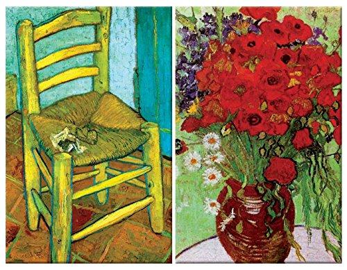 Buttonsmith Vincent Van Gogh 1.75