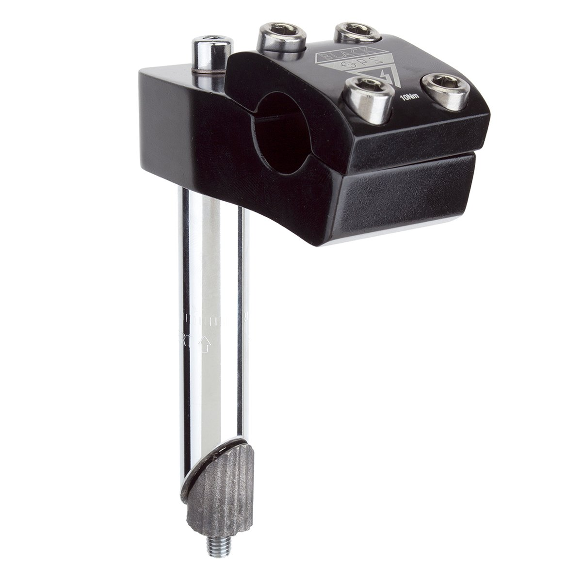 Schwarz Ops MX Stiel – 2,5 cm schwarz