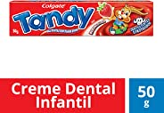 Creme Dental Colgate Tandy Morangostoso 50g