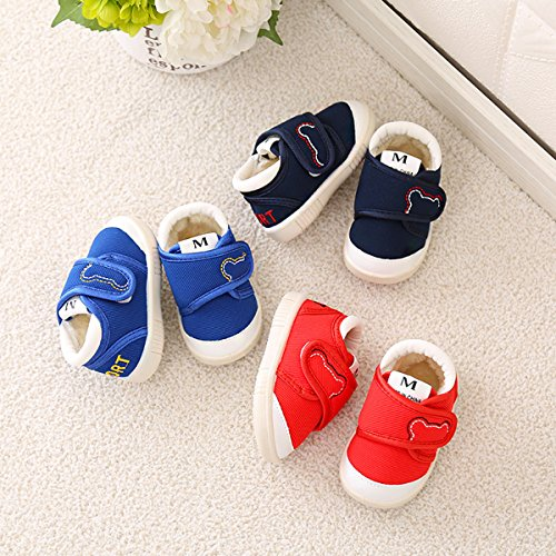 Baby Boy Girl Sneaker Winter 0 3 6 12 18 24 0-6 0-12 6-12 6-18 Months 1 2 3 0-3 Years Old Age Size 4.5M 5M 5.5M 6M 6.5M