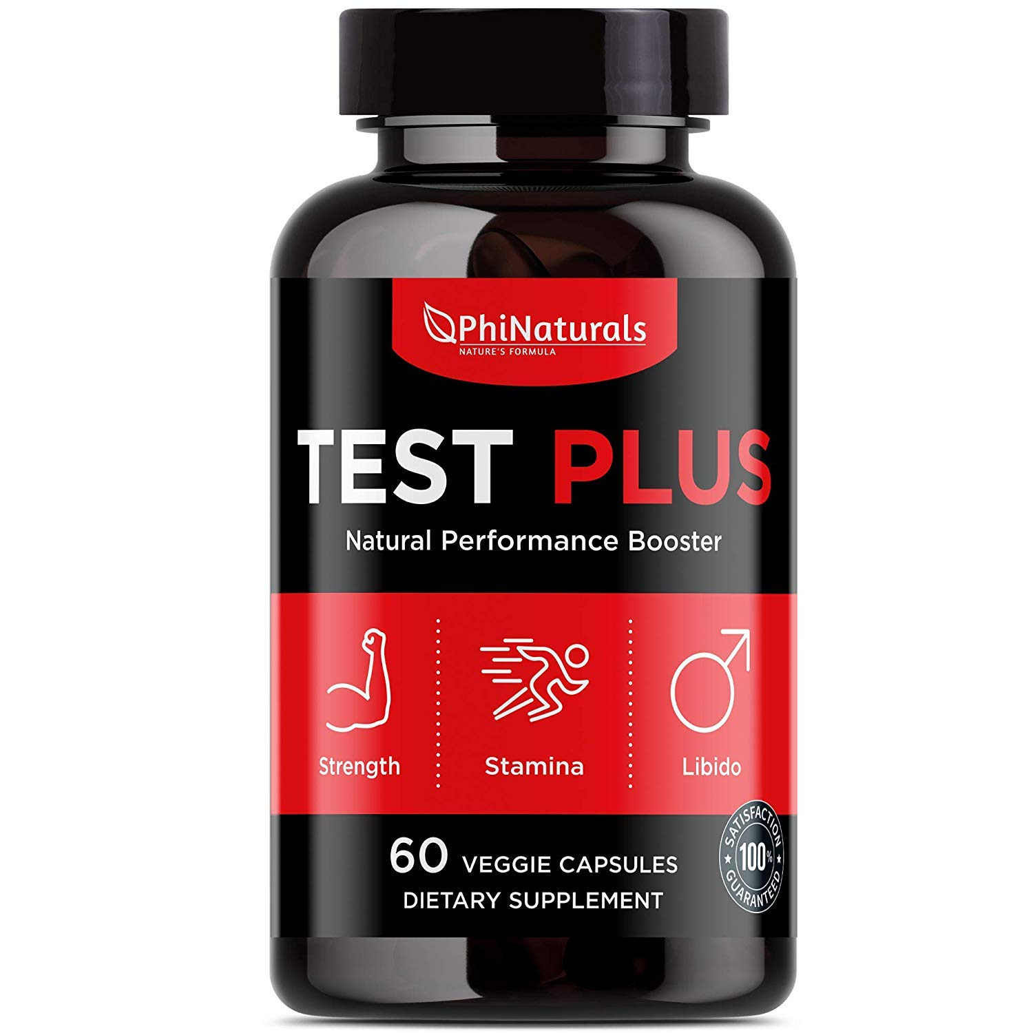Amazon.com: Phi Naturals testplus testosterona Booster – 60 ...