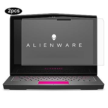 YOUPECK - Protector de Pantalla para Ordenador Portátil Alienware 13 R3 AW13R3 2017 Anti-Glare Matte: Amazon.es: Electrónica