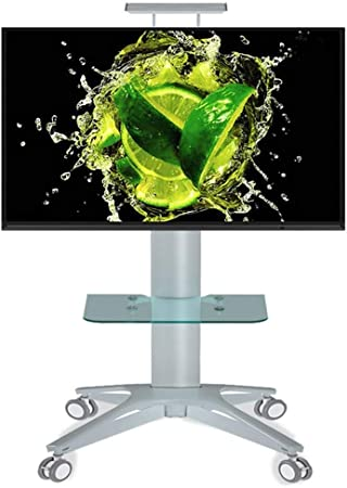 Soporte TV Trole Soporte móvil for TV Carro de TV móvil for pantalla de plasma de