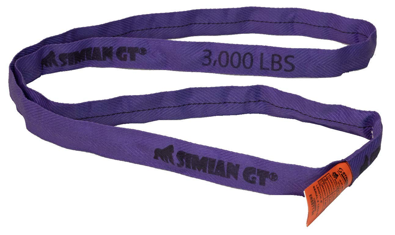Simian GT Purple Endless Roundsling