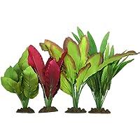Aqua One Silk Plant Mix 2, Pack of 4