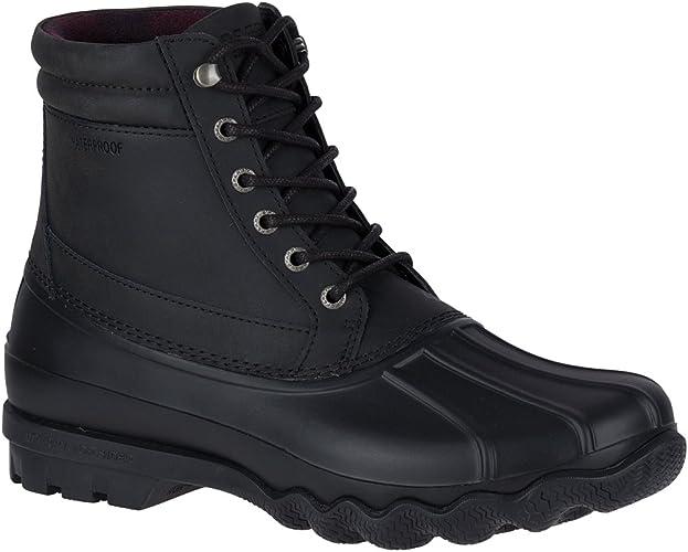 Sperry Men's Brewster Boot Seasonal Tan