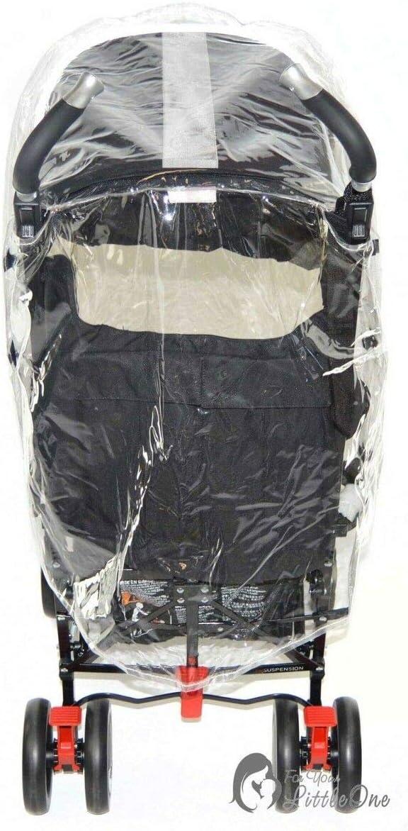 Pushchair Raincover Compatible with Emmaljunga