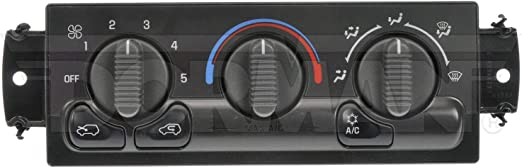 Dorman 599-203 Remanufactured Climate Control Module for Select Ford Models