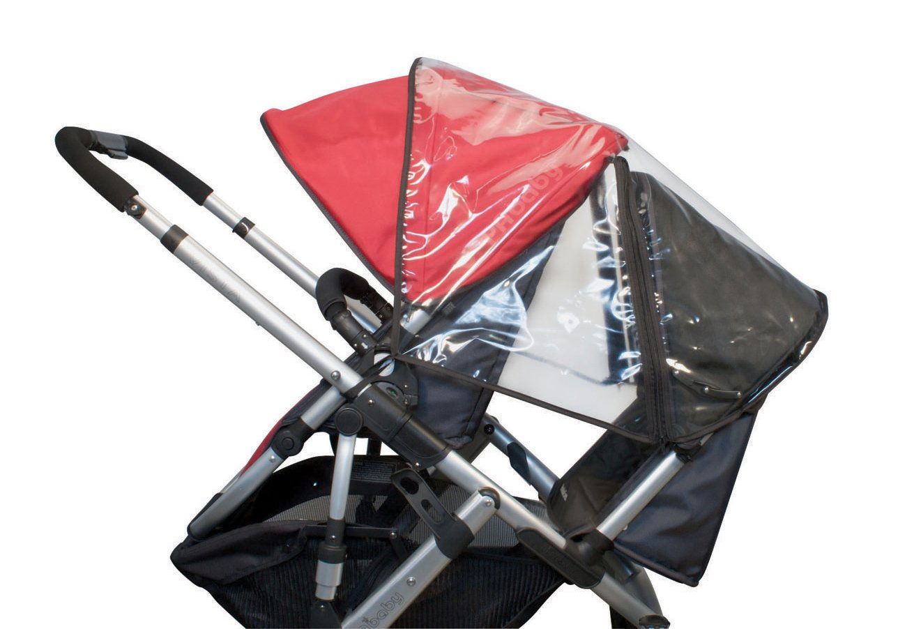 UPPAbaby Rumble Seat Rain Cover, Clear 0063 78P0063