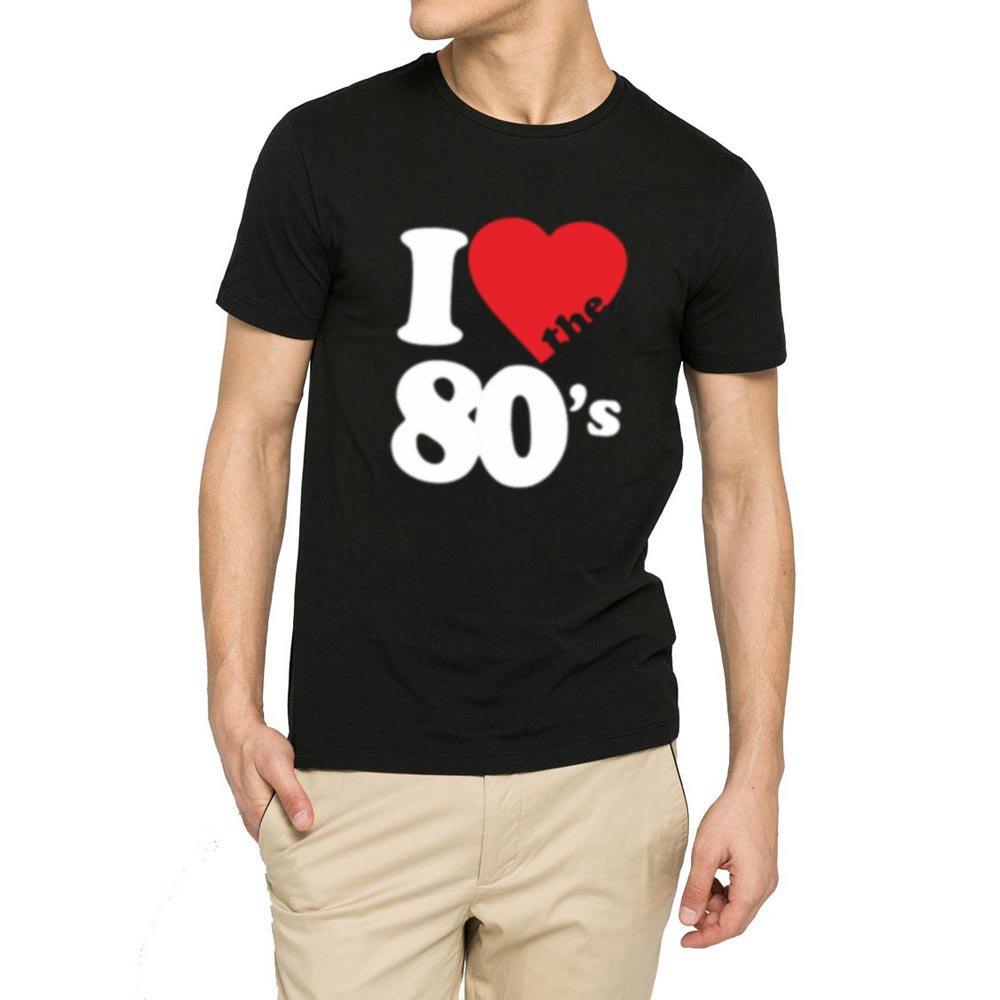 Loo Show S Casual I Love The 80 S T Shirts Tee