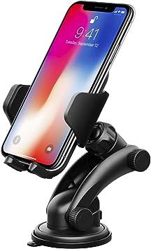 Soporte de celular para coche Mpow Grip Pro 2 / soporte para ...