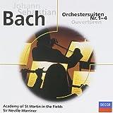 Bach:Orchestersuiten 1-4
