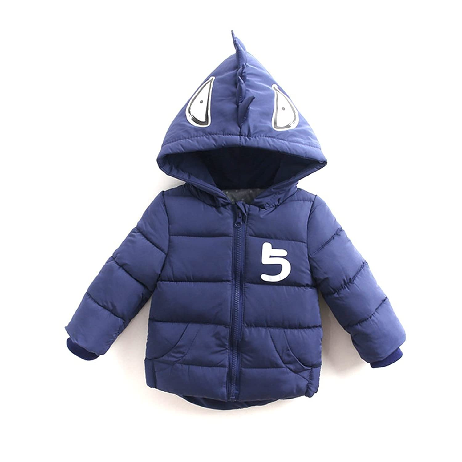 4905052c8 Foyeria Outdoor Down Jacket Coat Winter Monster Hooded Outerwear For ...