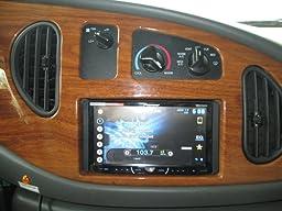 Amazon.com: Ford Double Din Dash Kit: Car Electronics