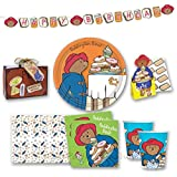 Paddington Bear Deluxe Party Pack for 16