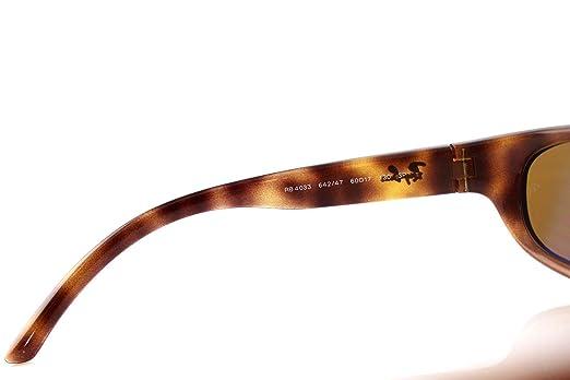 7aadc726945 Amazon.com  Ray-Ban Predator RB4033 - 647 47 Polarized Sunglasses  Clothing