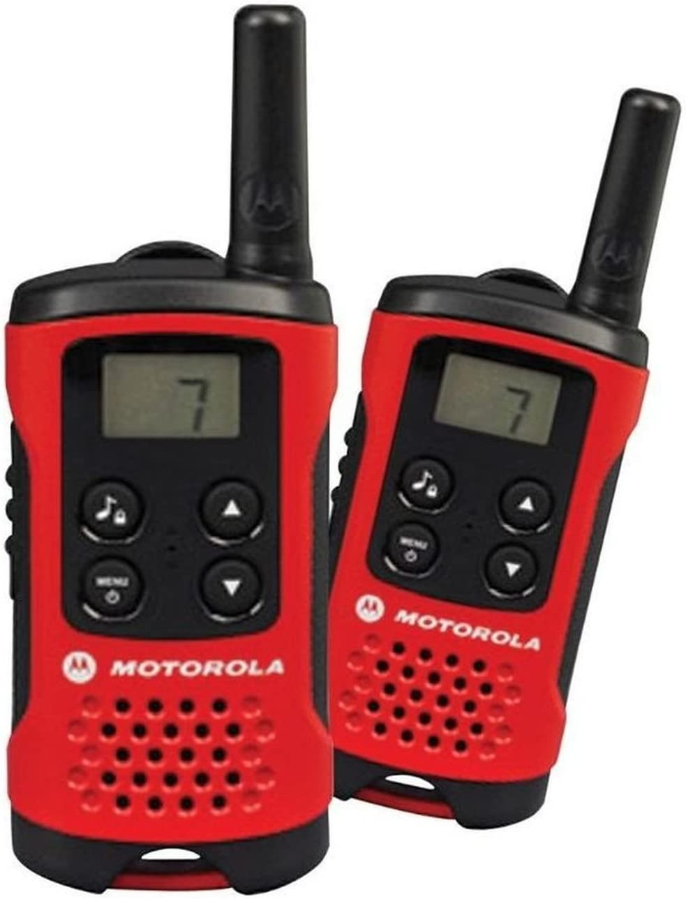 Motorola Walkie Talkie T40, Twin Pack