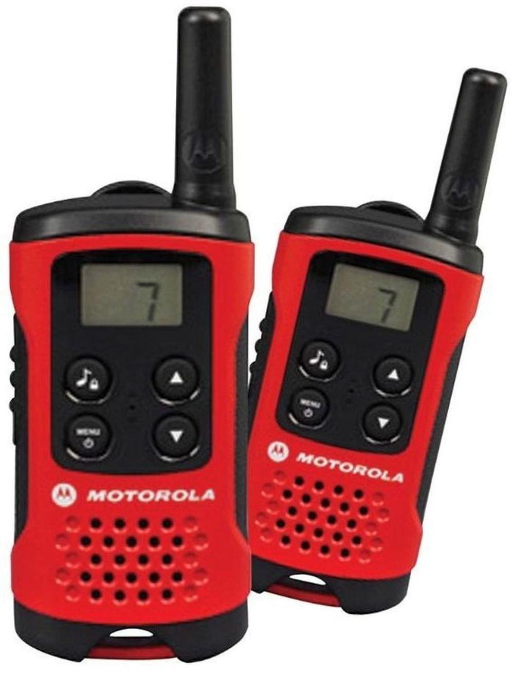 Motorola TLKR T40 - Walkie-Talkie por solo 26,81€