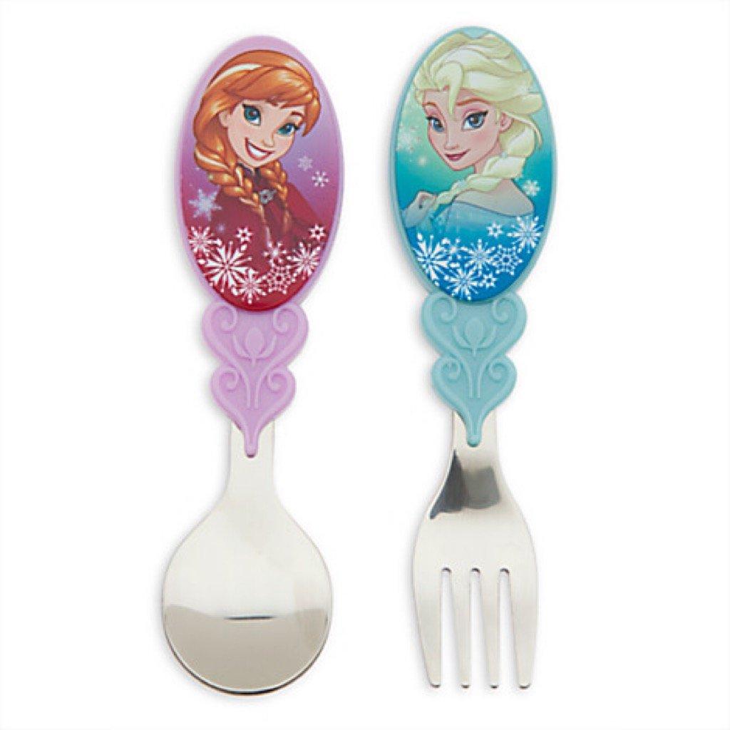 【今日の超目玉】 Disney Spoon Frozen Anna Disney and B01DIHF2NG Elsa Flatware Fork and Spoon Set by Disney B01DIHF2NG, 西仙北町:4f476db5 --- a0267596.xsph.ru
