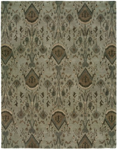 Kalaty Heirloom HL-422 Hand Tufted Area Rug, 2-Feet for sale  Delivered anywhere in USA