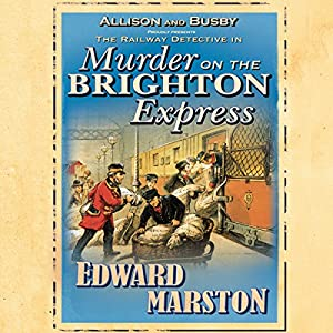 Murder on the Brighton Express Hörbuch