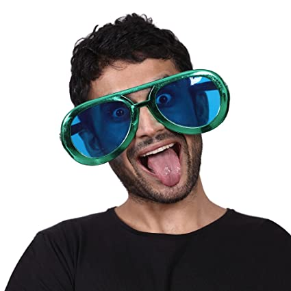 my party suppliers round shaped party goggles birthday party