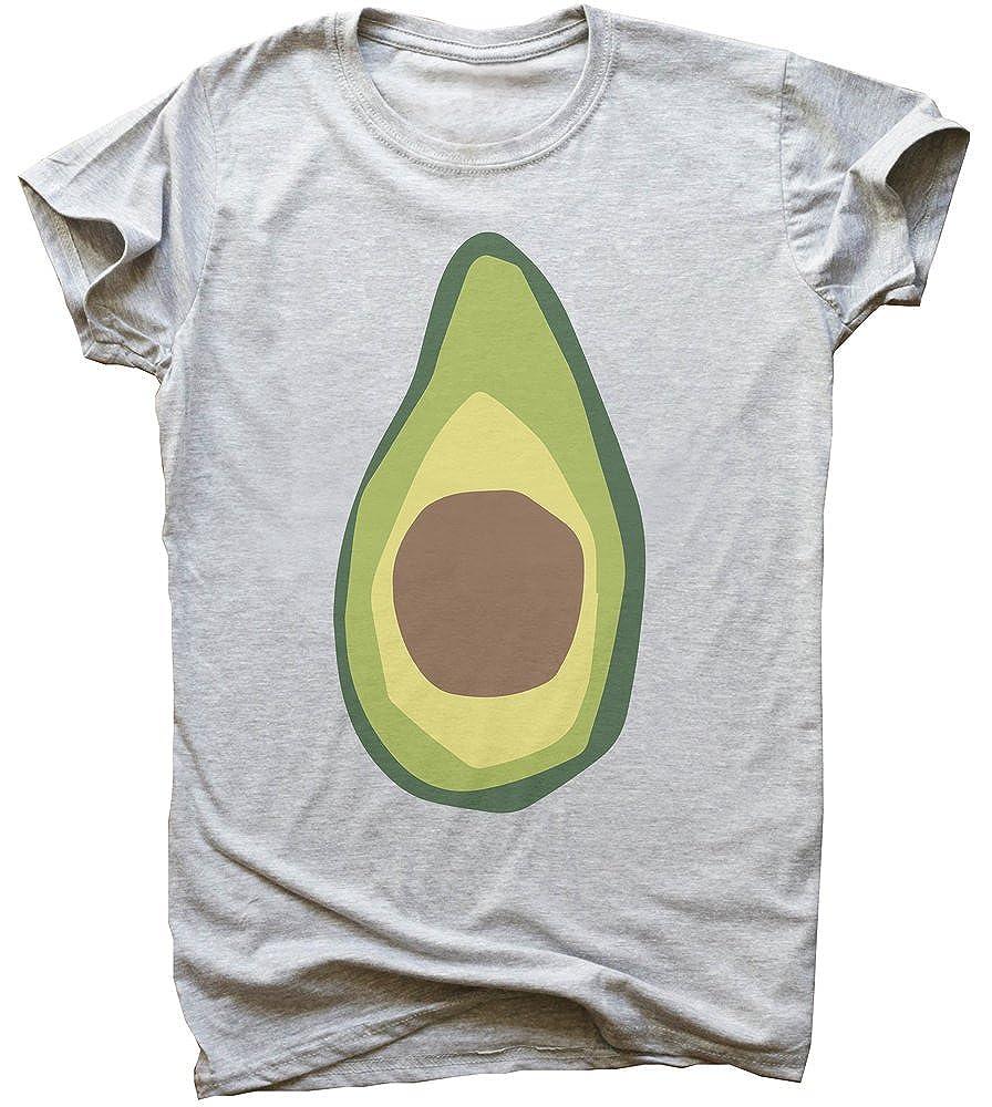 Nice Angled Ripe Avocado Mens T-Shirt