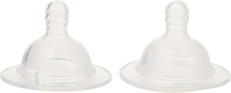 Twistshake T/étine Anti-colique Transparent Taille S