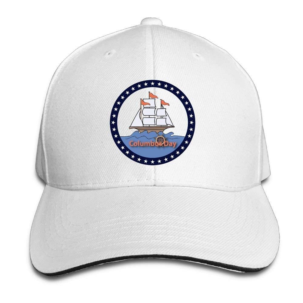 VTXWL Funny Hat Baseball Cap Unisex Sandwich Peaked Cap Happy ...