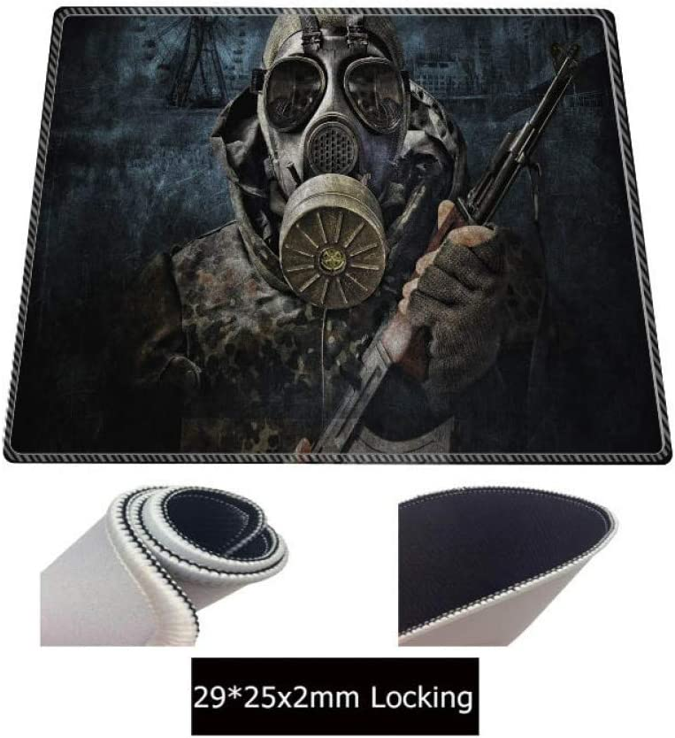 WHFDSBD Boy Gift High Speed Lock Edge Washable Mousepad Extended Gaming Mouse Pad Large Mousepads