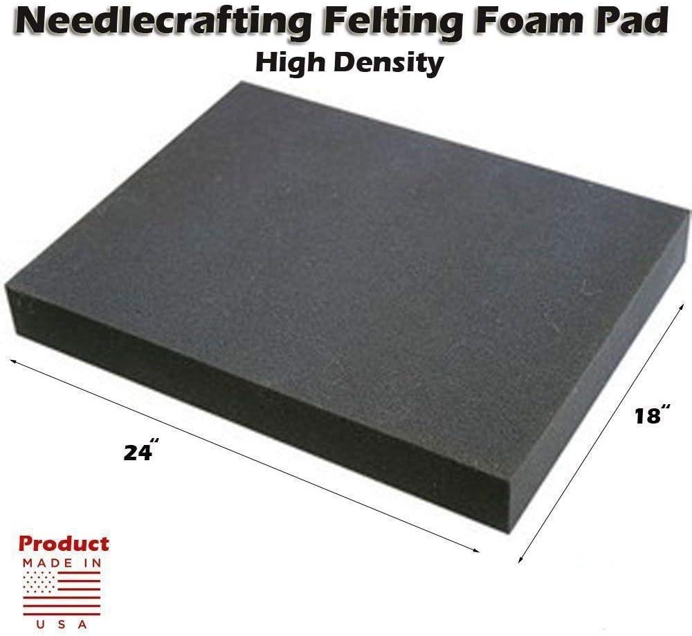 White Soft Foam Sheets 12//Case 1 x 24 x 24