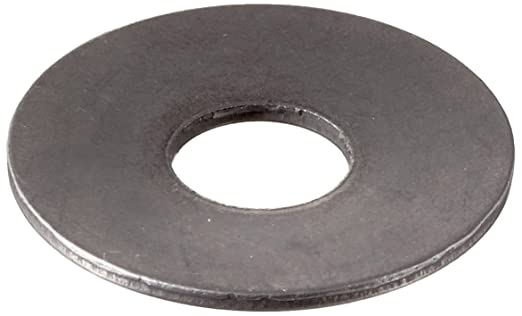 0.051 inches Free Height 0.039 inches Compressed Height Load 110 foot/_pounds Max High Carbon Steel Belleville Spring Washers 0.38 inches Inner Diameter Pack of 10 0.75 inches Outside Diameter