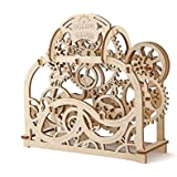 Mechanical Theater - Unique Glue Free Eco Friendly Wooden Mechanical Self Assembly Moving Kit