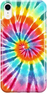 uCOLOR Tie Dye Case Compatible with iPhone XR 6.1
