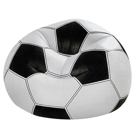 Great Intex Beanless Bag Soccer Ball Chair