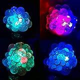Upgraded Led Anti Stress Ball - Squishy Light up