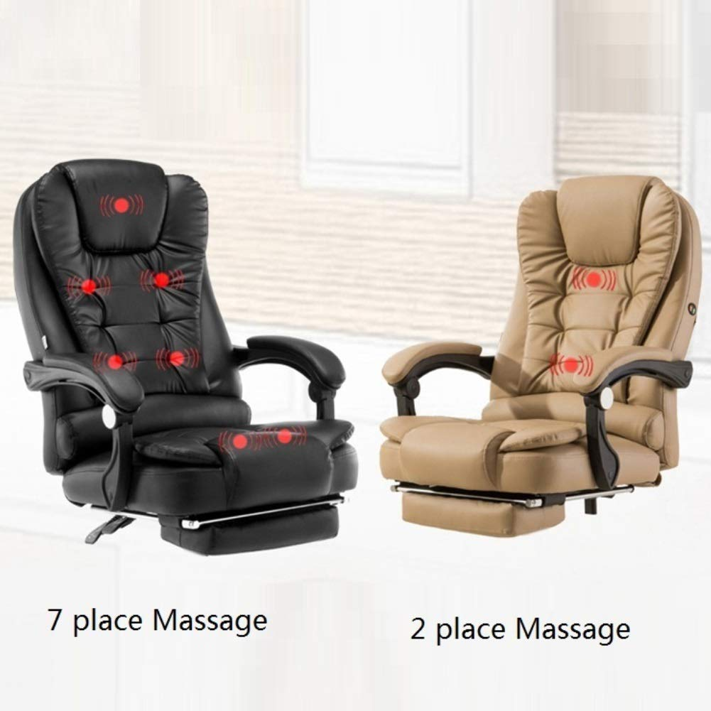 Amazon.com: MC.PIG Massage Office Fauteuil Sedia Ufficio ...