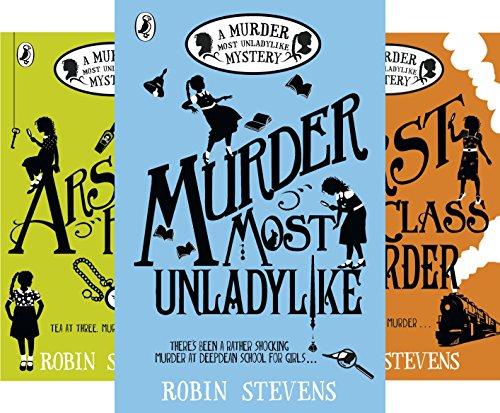 Murder Most Unladylike Mystery - Artemis Cream