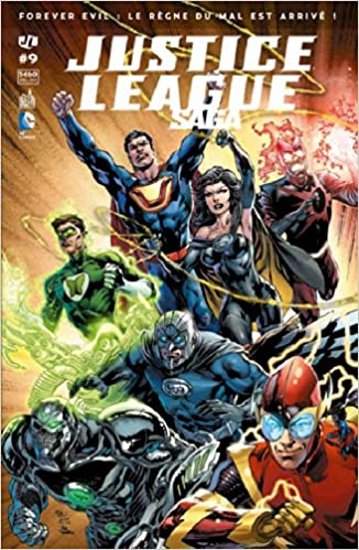 Justice League Saga, N° 9 :