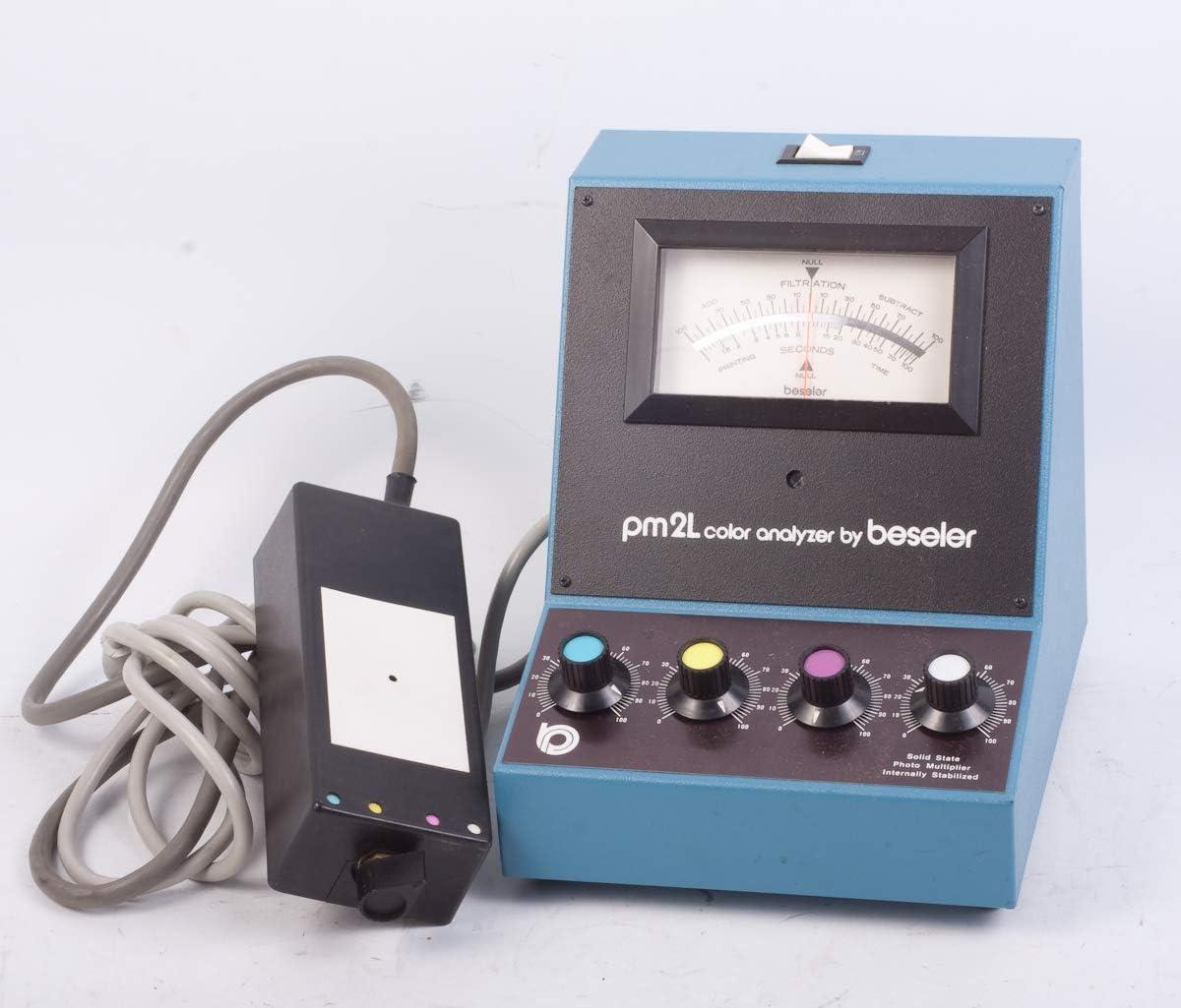 BESELER PM2L ENLARGING//Color Analyzer Complete Unit BESELER #8170,New in Box