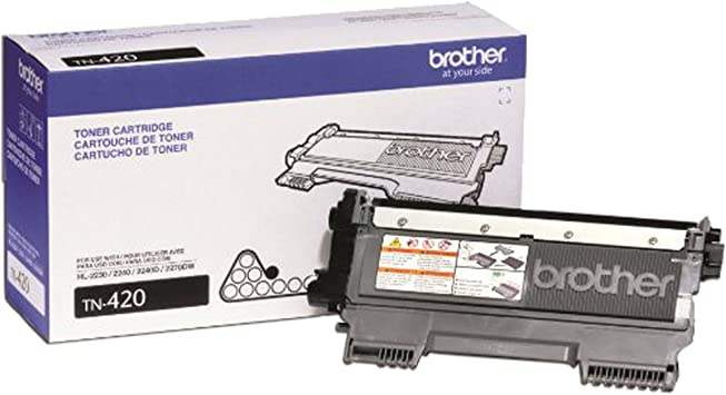 Brother International Standard Yield Toner Cartridge