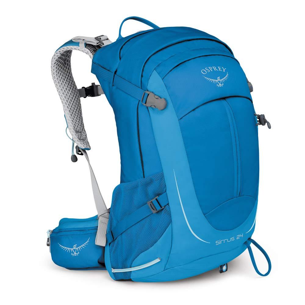 Osprey Packs Sirrus 24 Women's Hiking Backpack, Summit Blue, o/s, One Size
