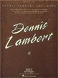 Dennis Lambert Songbook, Dennis Lambert, 0793532264