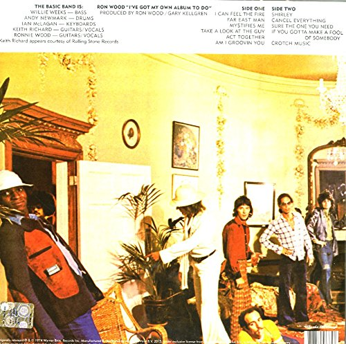 Ive Got My Own Album To Do : Ron Wood: Amazon.es: Música