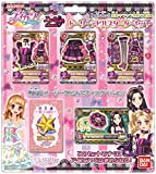 Data Carddas Aikatsu! Dawley Devil Starter Set by Bandai