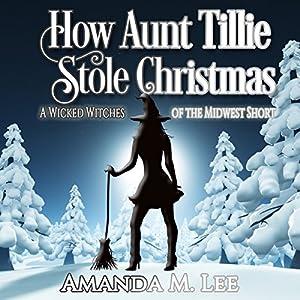 How Aunt Tillie Stole Christmas Audiobook