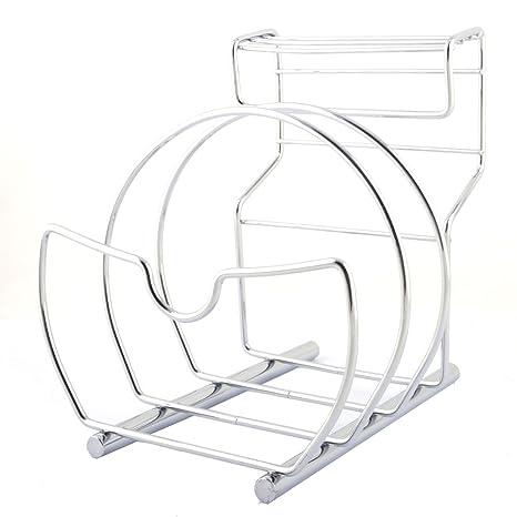 Sourcingmap - Baño Ventosa de Baño de metal ropa perchero de ...